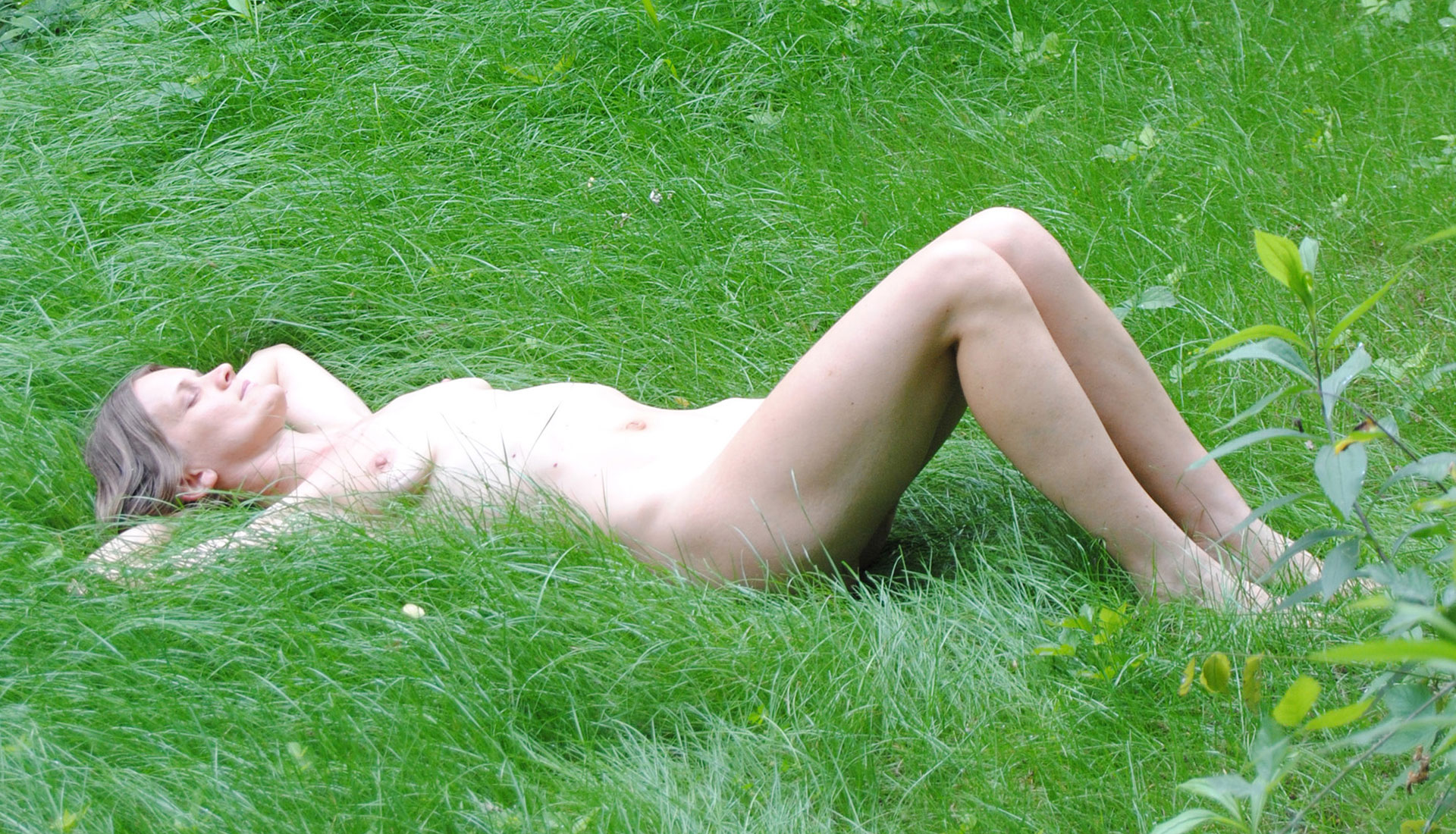 Relax in the nature … caressed by the grass